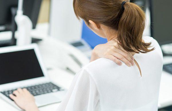 肩こりや腰痛の原因と予防・改善策